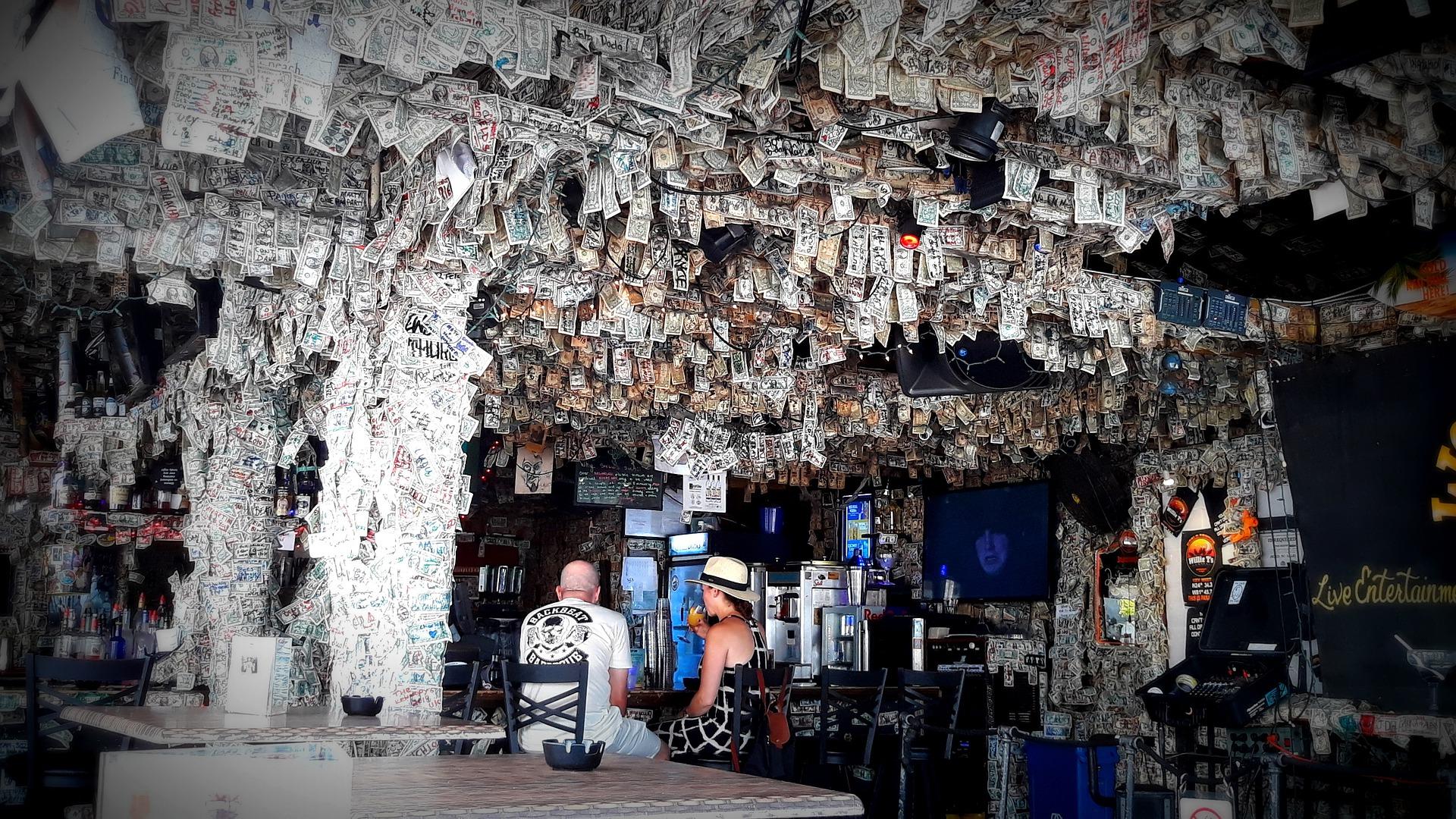 Duval Street Key West Bar Saloon Party Nightlife