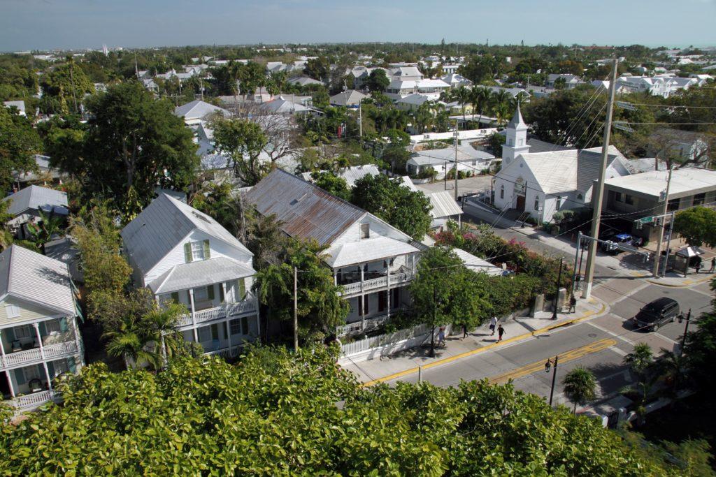 Historisches Viertel Key West Historic District