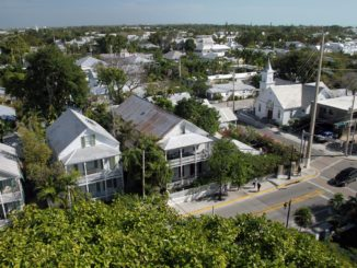 Historisches Viertel Key West Historic District