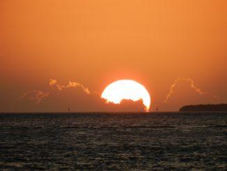 Sonnenuntergang in Key West