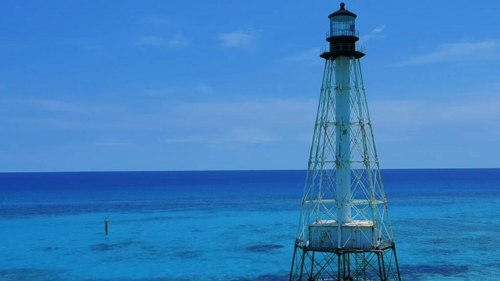 Alligator Reef Lighthouse Schnorcheln