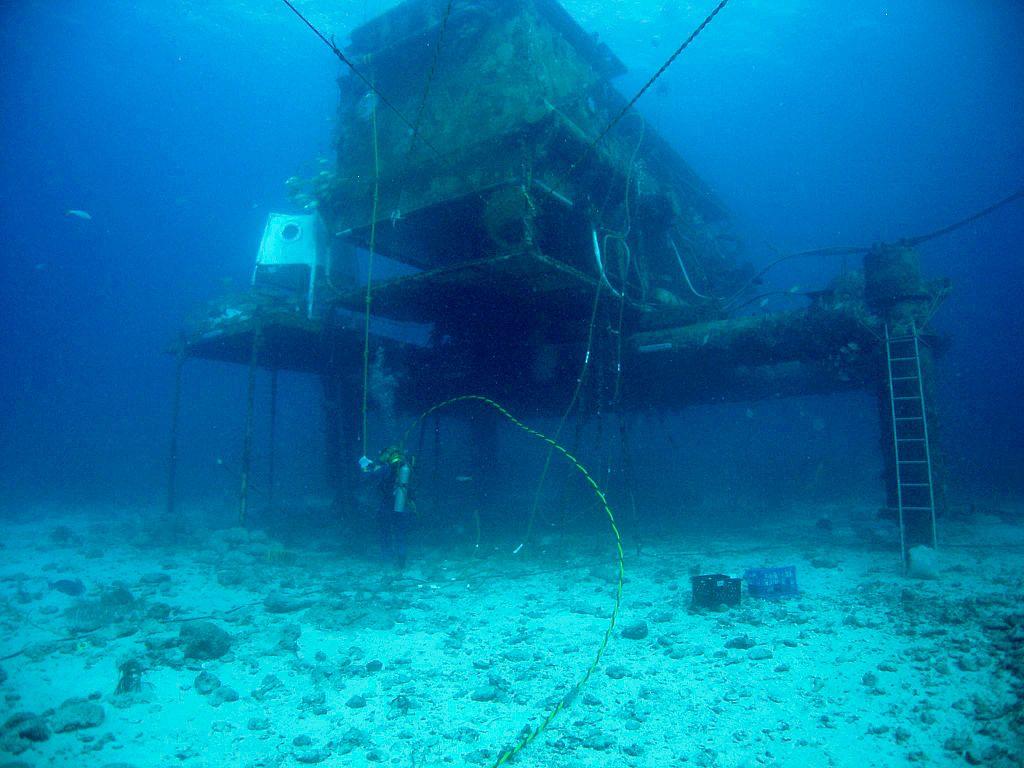 Aquarius Habitat Conch Reef